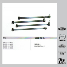 ball joint Rear axle tie rod SA00-28-650,SA00-28-600,SA00-28-550,SA00-28-500 for Mazda Haima7 04-