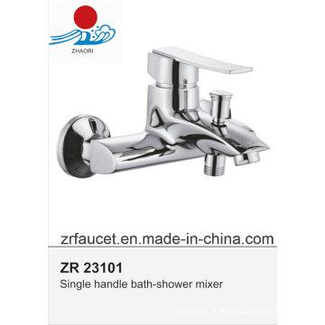 Robinet de baignoire-douche à une seule main de haute qualité
