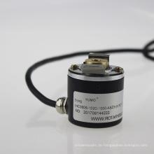 Ihc3806 5-30 V DC Welle Diameter6mm 1000PPR Hohlwelle Rotary Inkrementalgeber
