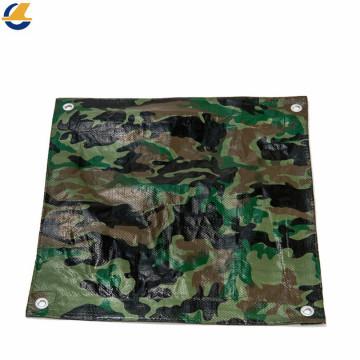 Bâche de tissu en plastique PE
