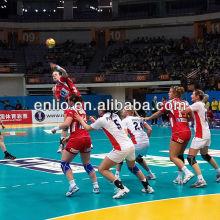 Tapis de sol sportif handball indoor
