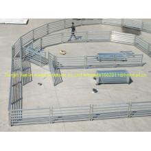 Heavy Duty 12 Fuß von 6 Fuß High Gebraucht Pferd Corral Panel