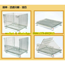 Hot Sale Wire Mesh & Turnover Box