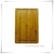 Planche à découper de planche à découper en bambou pour les cadeaux promotionnels (HA88002)