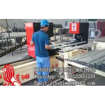 Perancah Prestasi Tinggi Diagonal Brace Making Machine