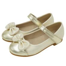 Горячая распродажа милый мода дети кожаные летние девочки школа обувь