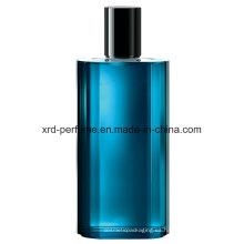 Perfume de botella de vidrio de moda de buena calidad