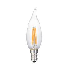 C32 bulbos al por mayor del filamento de la vendimia LED de la luz del día E14 2W 4W 6W