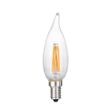 Bulbos por atacado E14 2W 4W 6W do filamento do diodo emissor de luz do vintage da luz do dia de C32