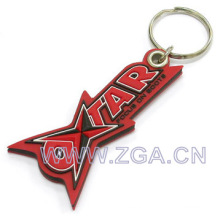Rubber Key Chain Made in PVC