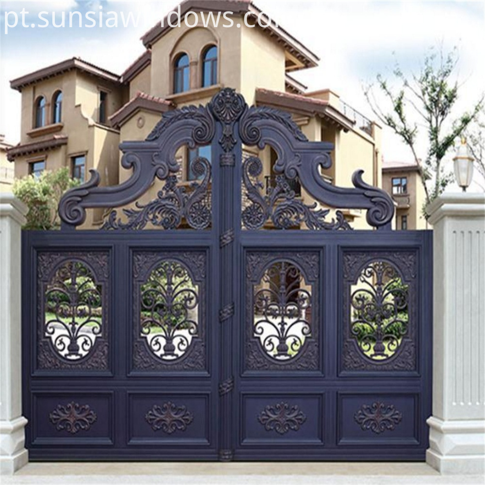 Aluminum Decorative Gates