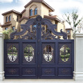 Aluminum Ornamental Decorative Gate