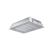 led recessed canopy 160w ceiling light with motion sensor