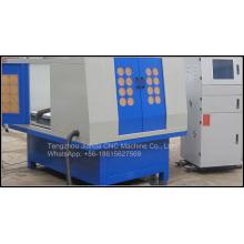 Machine de routeur de commande numérique par ordinateur pour la gravure de gravure de moule en métal