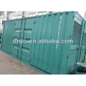 Gerador de container 1250kva gerador diesel