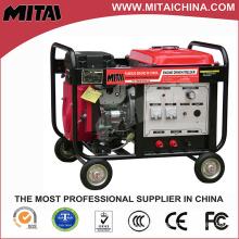 Especificações da máquina de solda a arco de gasolina com motor monofásico