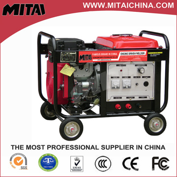 High Efficiency with Stable Current MMA TIG Gasoline Welding Machine