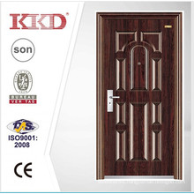 Hot Sale and Good Surface KKD-563 Stainless Steel Door Exterior Door Design