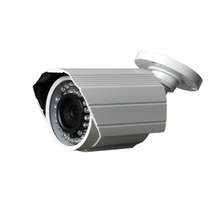 2.0MP Poe Mini Bullet Red IP CCTV Cámara de seguridad