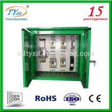 Tamaño de la caja de tablero de panel de interruptor eléctrico personalizado