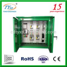 custom electrical switch panel board box size