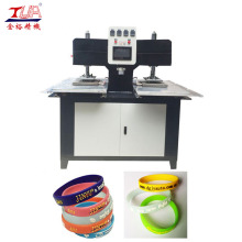 World Cup Gift Silicone Armband Press Machine