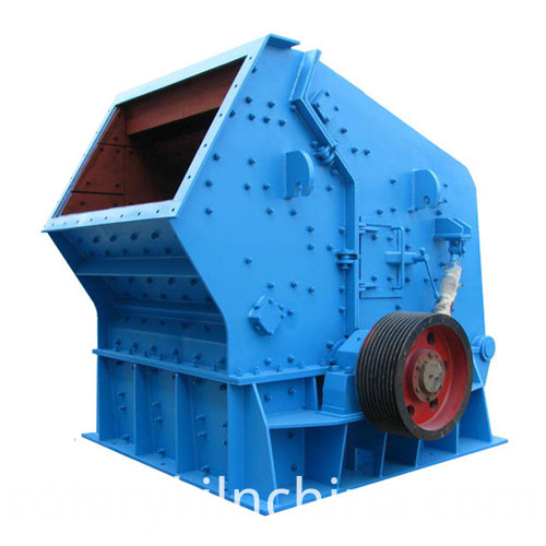 Concrete Crushing Machine