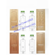 3mm mdf moulded door skin manufacturer