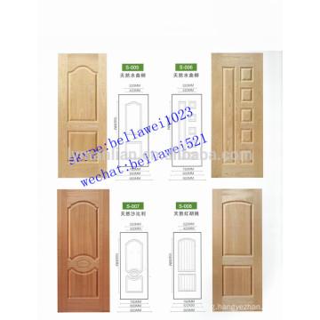 3mm mdf moulded door skin manufacturer