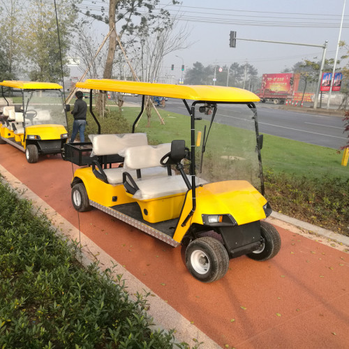 4 penumpang golf cart OEM