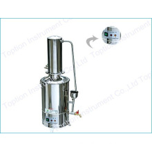 Water-break and Self-control Stainless Steel Water Distiller DZ-20L