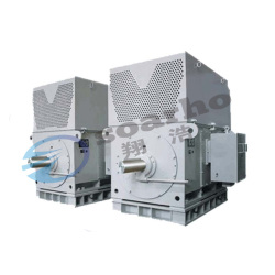 High-voltage Frequency Conversion PMSM