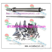 Good Meterial Be Done Screw And Barrel For Plastic Extruder Machine