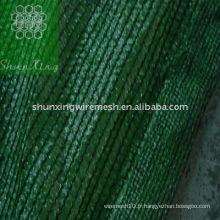 Green Color Shade Net