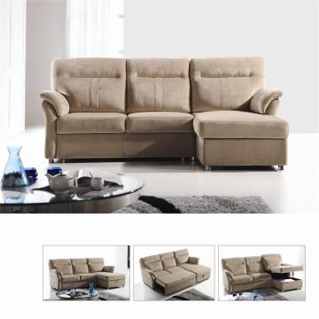 Electric Recliner Sofa USA L&P Mechanism Sofa Down Sofa (C722#)