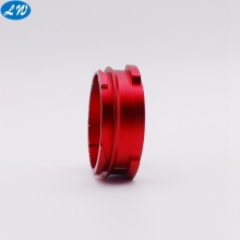 CNC Milling  Anodized Aluminium  Part