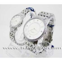 Relógios de aço inoxidável para casais (15161)