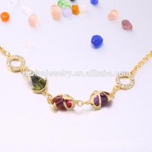 Bracelets en pierre de haute qualité en argent 925