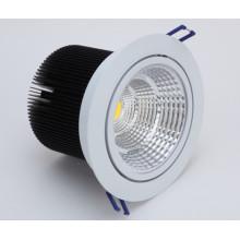 20W COB branco quente 220V levou lâmpada de teto
