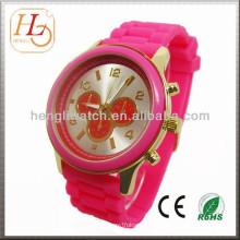Fashion Silicone Watch, Best Quality Watch 15110