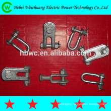 manufacturer high quality U clevis/forged clevis