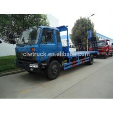 RHD ou LHD dongfeng 153 caminhão cama plana, cama plana 4x2 à venda