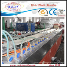 100% Recyclable Composite WPC Deck Tiles machinery