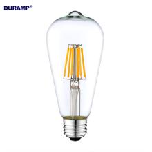 Ampoule à filament LED Vintage Edison ST64 4W