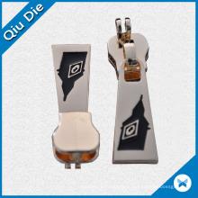 Подгонянный слайдер Zipper для металлического металла для одежды