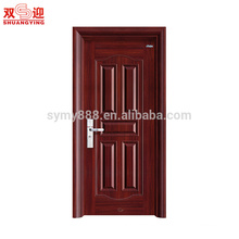 2 hours stainless steel apartment fire rated door with closer