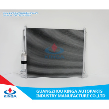 High Quality Auto Cooling Condenser for Nissan Navara (08-12)