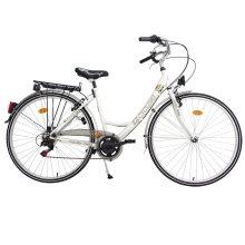 Hintere 7speed Frauen Fahrrad Lady Fahrrad (FP-LDB-044)