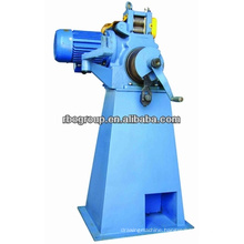 Pointing machine for intermediate wire drawing machine
