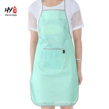 Promotional custom logo printed cooking pinafore